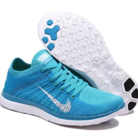 Nike Shoes Womens Free Flyknit 40 Sport Running Poshmark